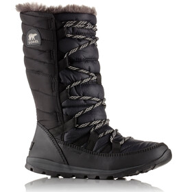 Sorel Whitney Lace Boots Youth Black
